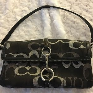 Coach Gallery Optic Small Clutch
